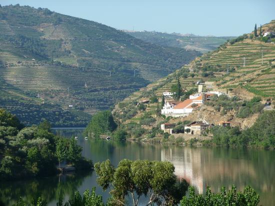 Hotel Douro: En zoomant un peu sur le Douro...