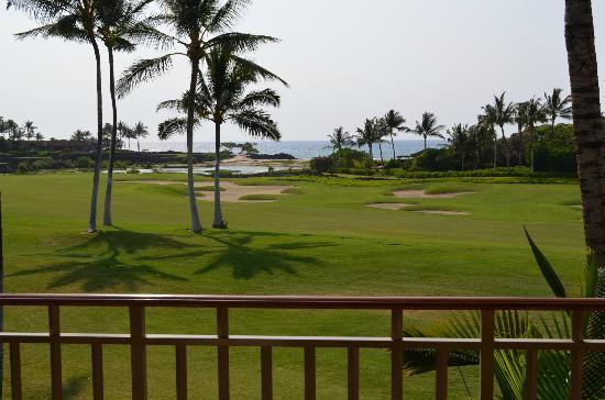 Four Seasons Resort Hualalai: 部屋からの眺め