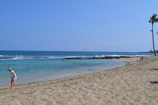 Four Seasons Resort Hualalai: ビーチ