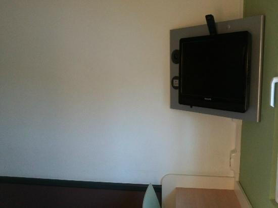 Ibis Budget Amsterdam Airport: Tv