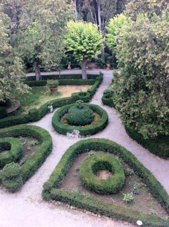 โรงแรมวิลลาแซนลุคเคเซ: Il giardino