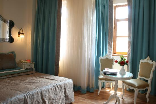 Celal Sultan Hotel: Standard Room