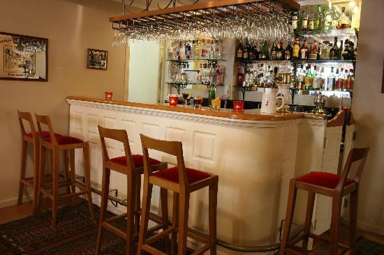 Celal Sultan Hotel: Lobby Bar