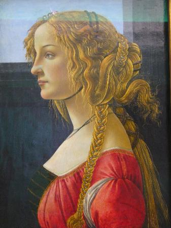 Gemäldegalerie: botticelli