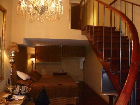 San Leonardo Puebla: Habitacion especial