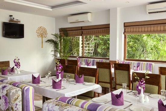 Jammie's Kitchen: A view of the Restaurant Interior