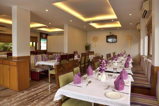 Jammie's Kitchen: Restaurant Interior
