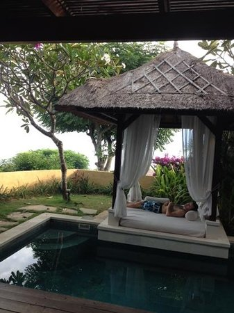 Batu Karang Lembongan Resort & Day Spa: wedding and occaison villa was beautiful!!!!