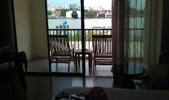 Navalai River Resort: onze kamer in Navalai februari 2012