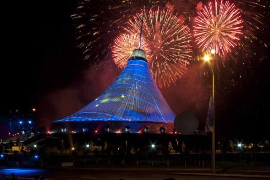 Astana, Kazakistan: Khan Shatyr