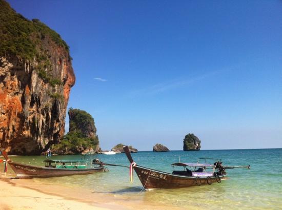 PhraNang Cave Beach : Phra Nang Cave