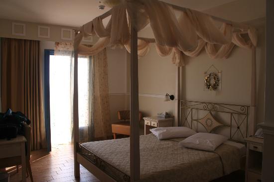 Λαγος Μαρε: la nostra camera