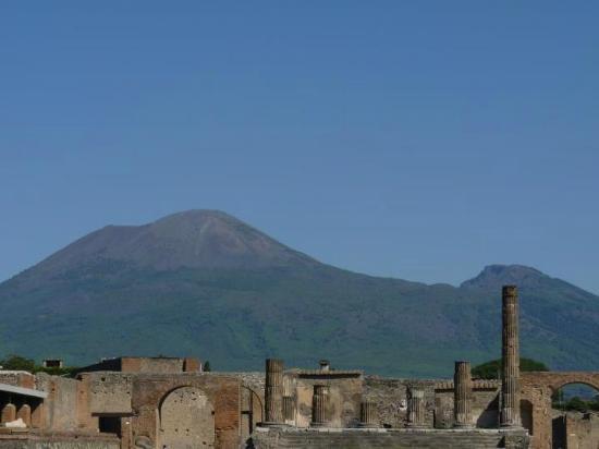 Easy Bed Hostel Pompei: Vesuvio