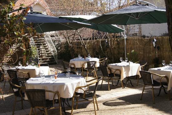 Restaurant gastronomique Les Saveurs : LES SAVEURS