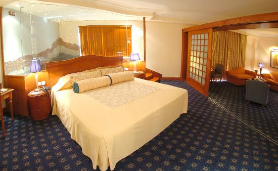 Fortina Spa Resort: Honeymoon suite