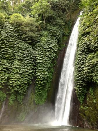Blahmantung Waterfall : pure nature