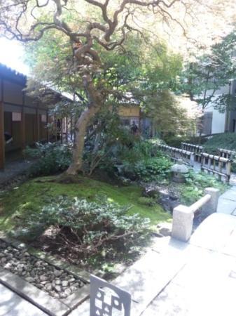 Sarugakyo Hotel: entrance 