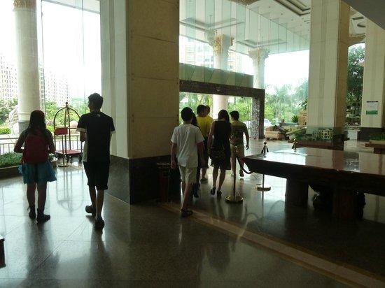 Sheng'andi Hotel :                   Lobby