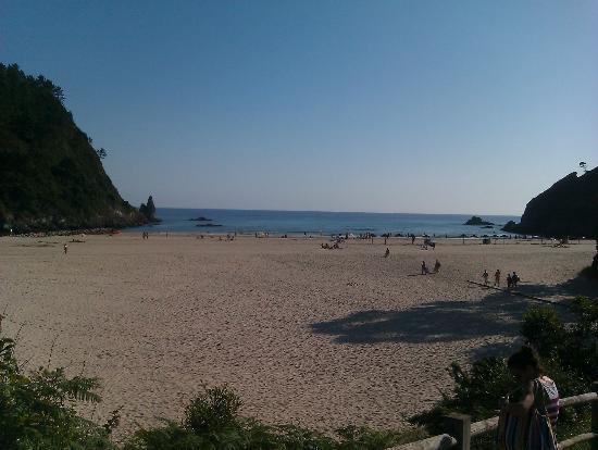 Hotel & Spa Don Silvio: playa de la franca