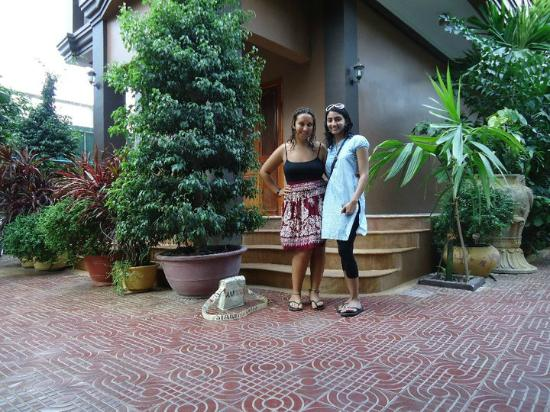 Tanei Boutique Villa: In the hotel grounds