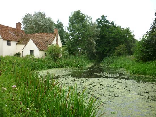 Flatford Mill: Willy Lott's House