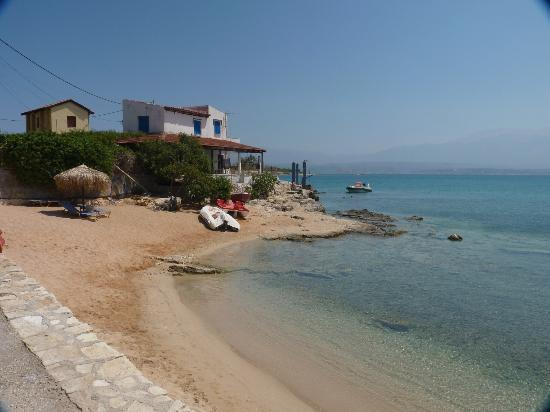Chania Prefecture, Greece: Marathi beach