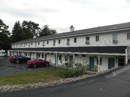 Colonial Motel: vue générale de l'arrière