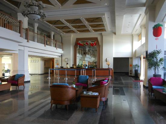 Canyon Cove Beach Club: The lobby