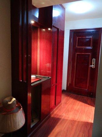 Heritage Hotel : Room