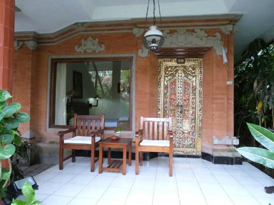 Swastika Bungalows: Standard Room Exterior