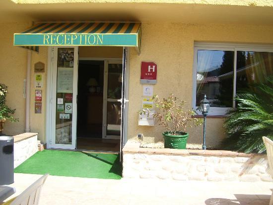 Hôtel Princess : RECEPTION