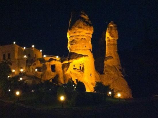 Goreme Kaya Hotel: hotel Goreme kaya Turchia