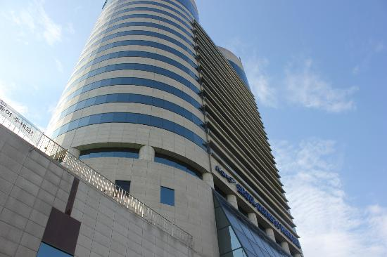Seoul Olympic Parktel: olympic parktel