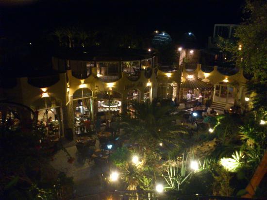 Jewels Sahara Boutique Resort: Essensbereich (innen fehlt leider)