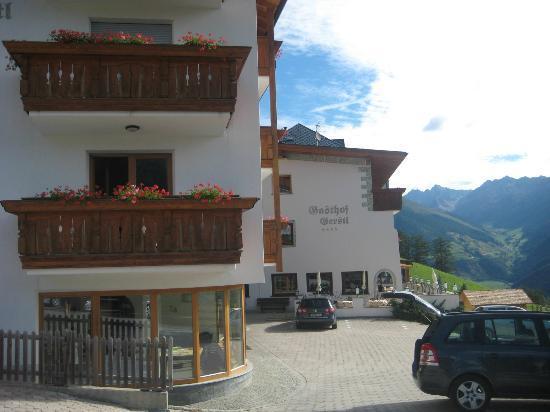 Alpin & Relax Hotel Das Gerstl: Esterno