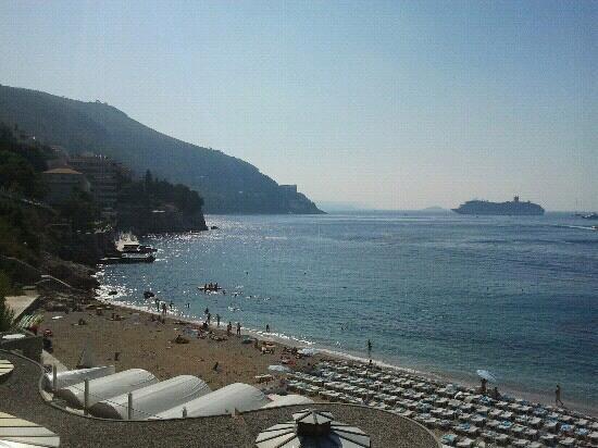 Villa Odak: la spiaggia a pochi minuti dalla villa