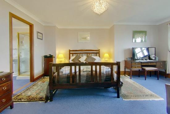 Hawthorn House : King Size Ensuite