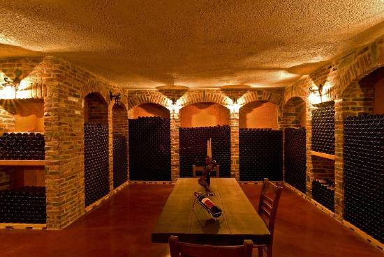 Abdera, Hellas: Degustations Room