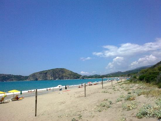 Villaggio Odissea: la spiaggia