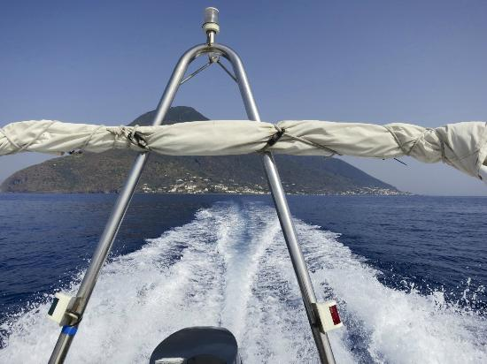 Hotel Mamma Santina : A day out with the Zodiac boat