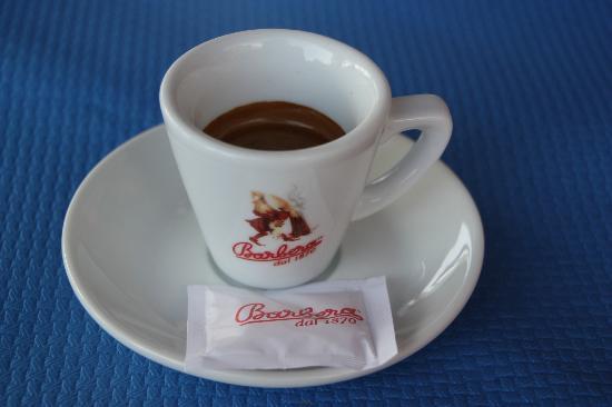 Hotel Mamma Santina: Perfect Espresso