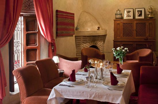 Riad Zolah: Restaurant
