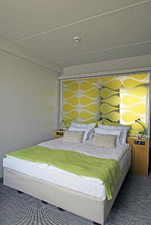 Solo Sokos Hotel Paviljonki: Bed