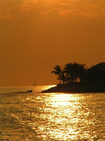 The Grand Guesthouse: Sunset at Key West