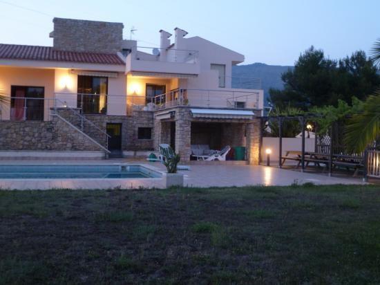 Villa AUCHADA: audreyoann
