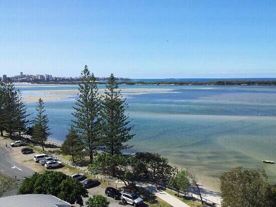 Moorings Beach Resort: Ocean View Room 