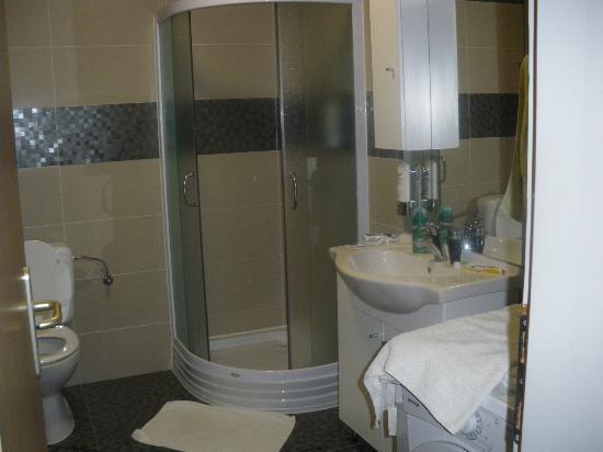 Villa Vanilla: salle de bain