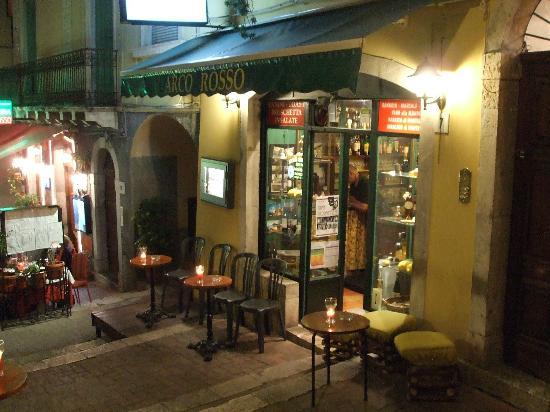 Arco Rosso: Die beste Bruschetta der Welt