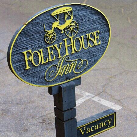 Foley House Inn: Great place!