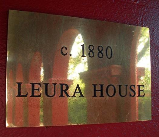 Leura House: History
